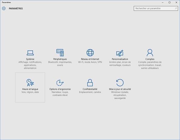 Pierre's Blog: Activer Cortana en français sur Windows 10 ...