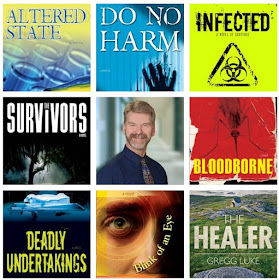 Medical Thrillers by Gregg Luke