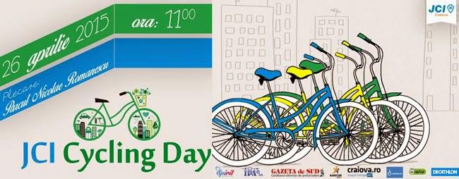 JCI Cycling Day, Duminica 26 Aprilie