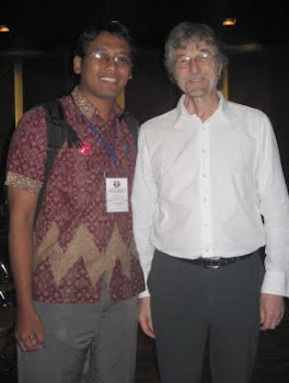 Me and Prof. Russel Tytler from Deakin University, Australia