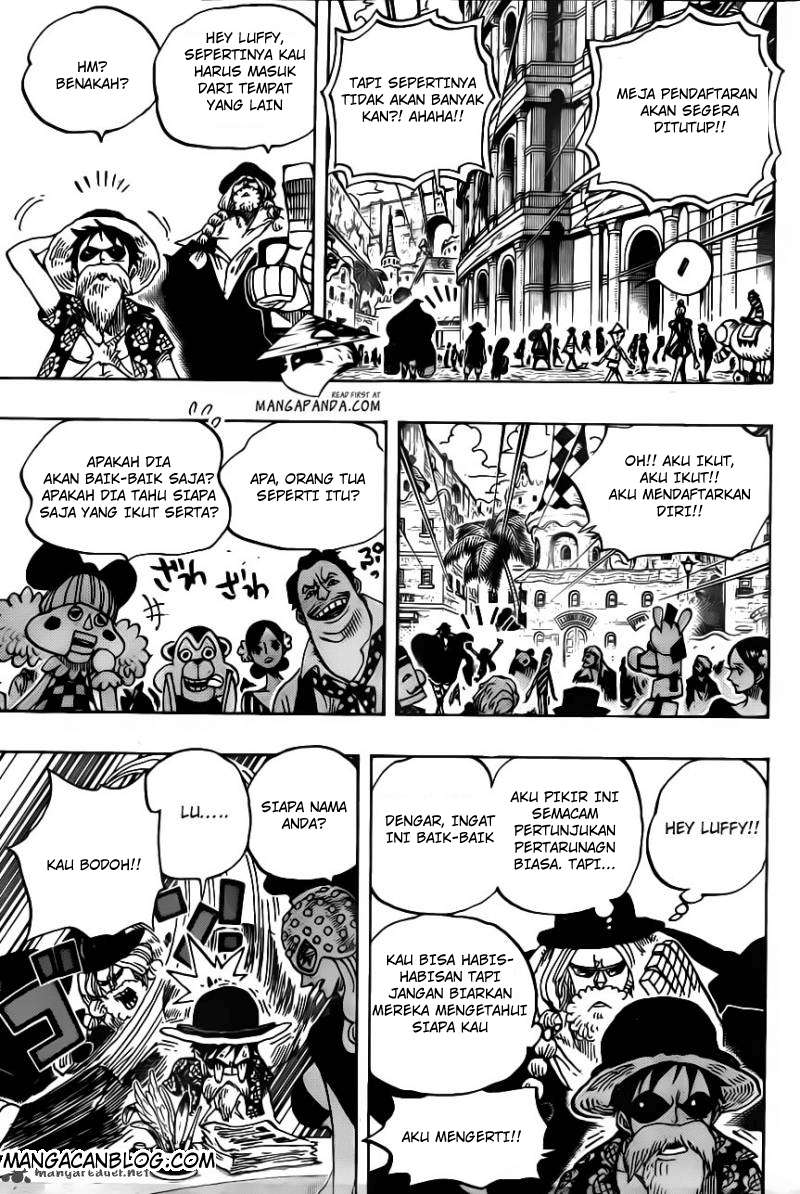 Komik one piece 703 - Ruang tunggu 704 Indonesia one piece 703 - Ruang tunggu Terbaru 13|Baca Manga Komik Indonesia|Mangacan