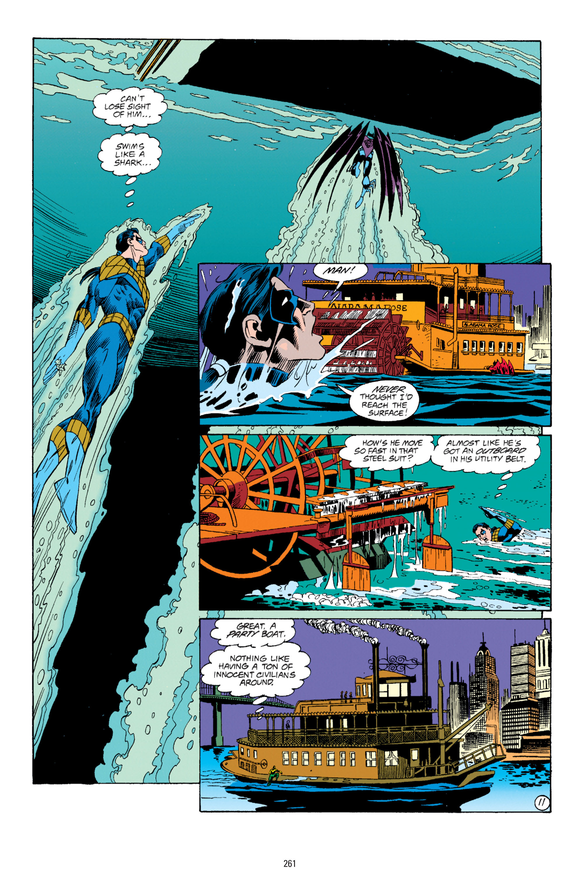 Detective Comics (1937) Issue #677 Page 11