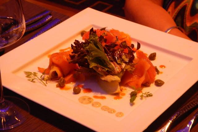 Gobo Grill Kuala Lumpur salmon