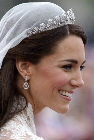 kate middleton makeup. Kate Middleton did her own
