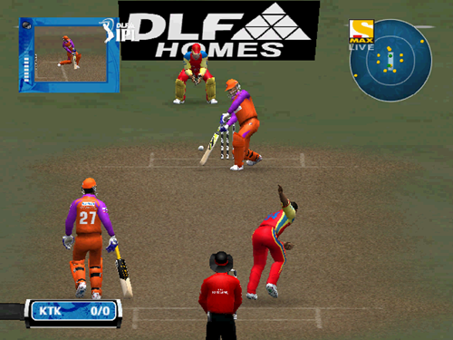 DLF IPL 4 Game Cricket Fever Free Download Full Version