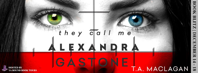 Book Blitz: They Call Me Alexandra Gastone
