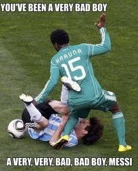 foto lucu pemain sepak bola pilihan