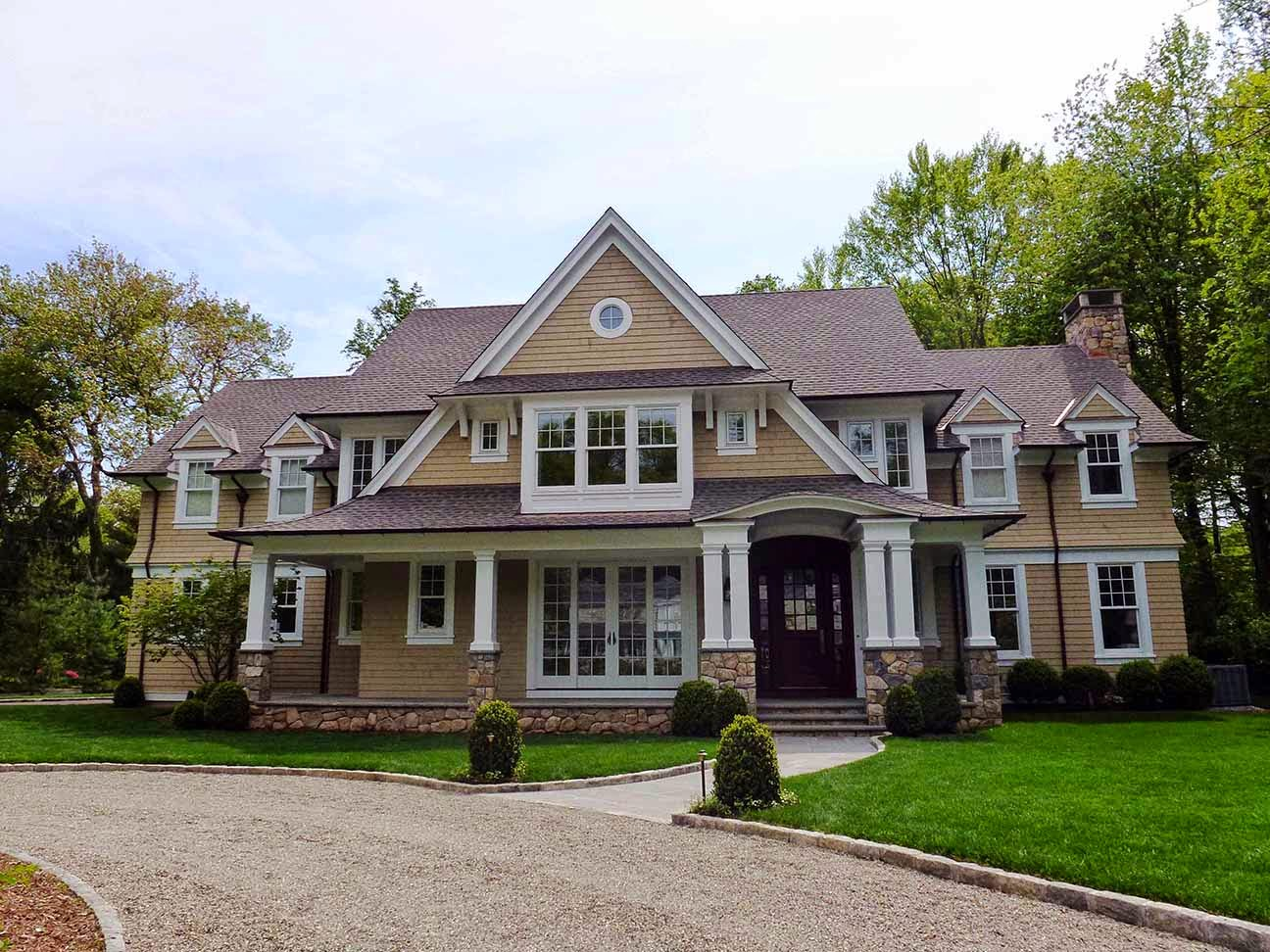 Homes Mansions Robert A Cardello Architects