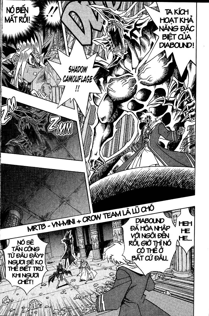 YuGi Oh – Vua Trò Chơi chap 315 Trang 8
