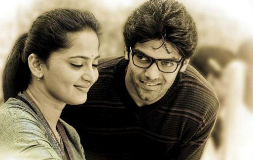 arya anushka irandam ulagam movie stills