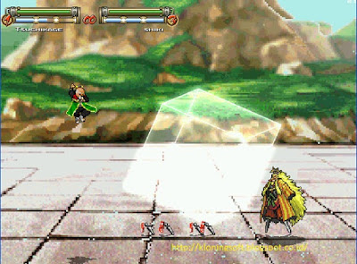 Download One Piece vs Naruto Mugen v2 2014