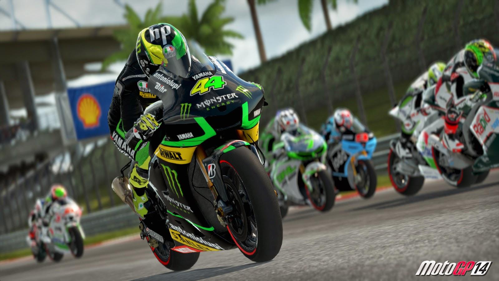 Free Download MotoGP Pc Game Full Crack