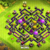 Best Base Farming Townhall 8