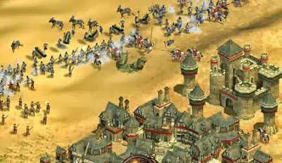 Full Version pC Game Rise of Nations Gold Edition