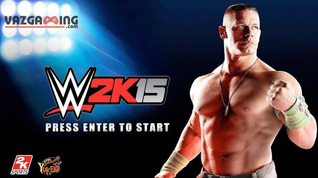 WWE 2k15 Gameplay 1