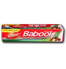 Dabur, Babool, Toothoaste,