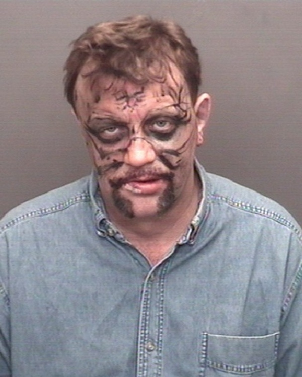 Best Mugshots Of 2011 Damn Cool Pictures