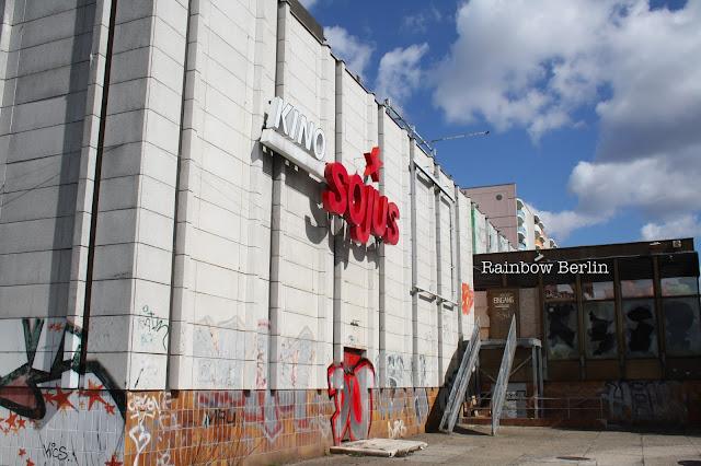 Le cinéma berlinois abandonné de Marzahn