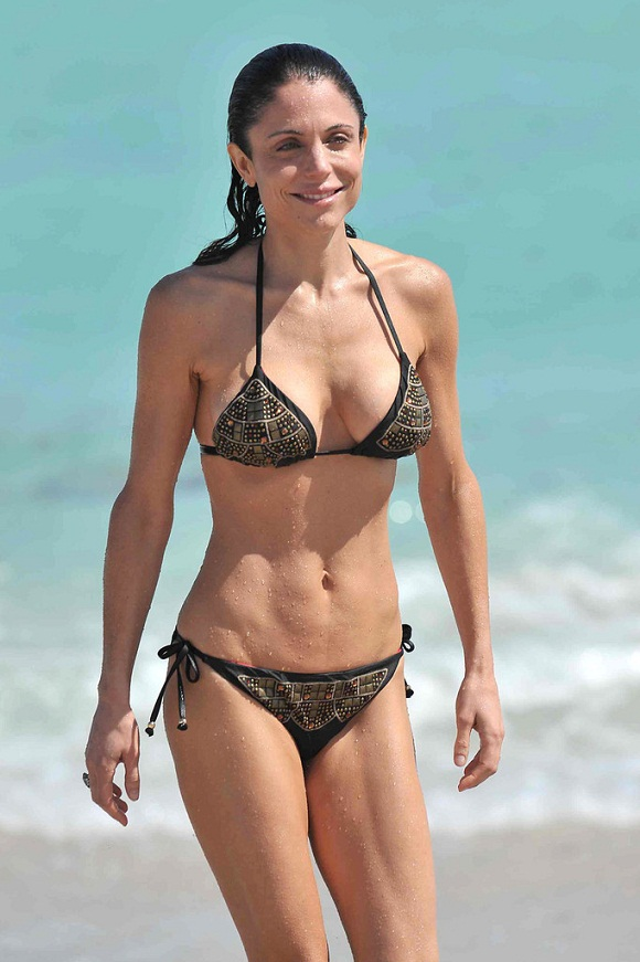Bethenny Frankel S Fabulous Body At 40