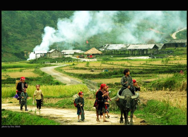Sapa Village - Vietnam