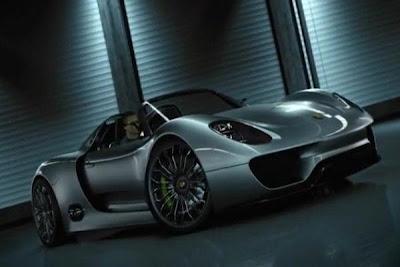 2012 Porsche 918 Spyder 7