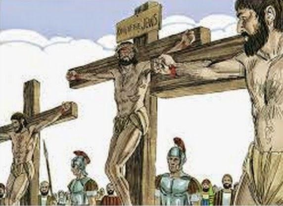 orang disalib gagal menebus dosa