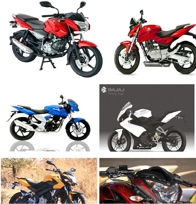 Bajaj Bikes Wallpapers