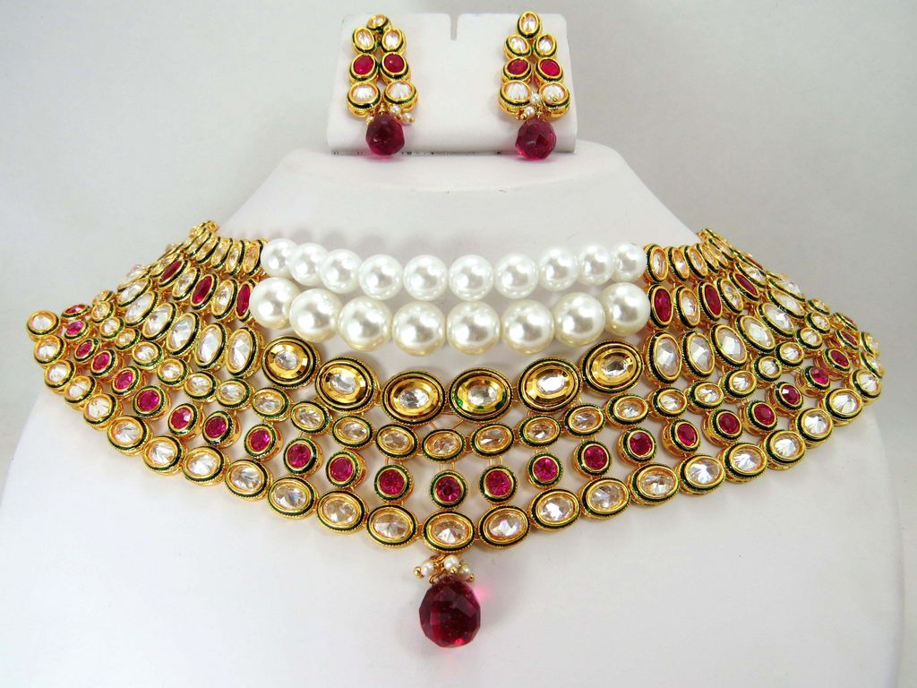 Indian artificial jewellery online shopping