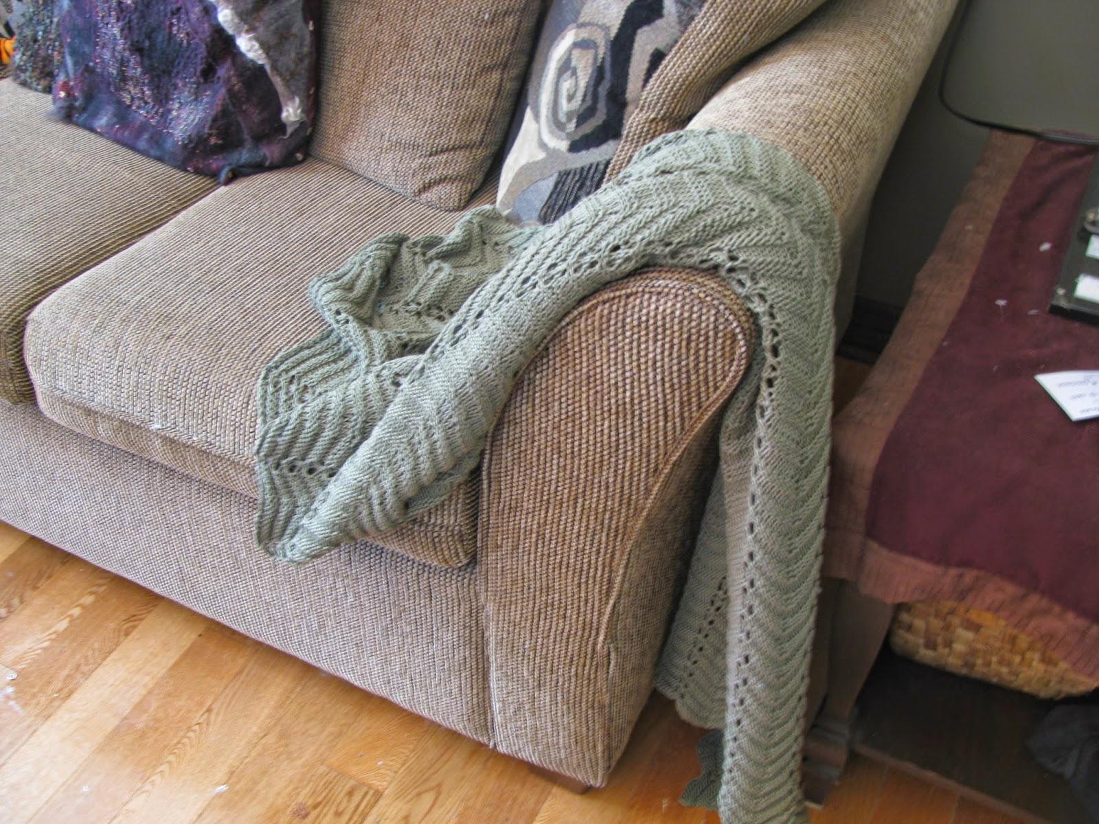 Cotton Sofa Throw