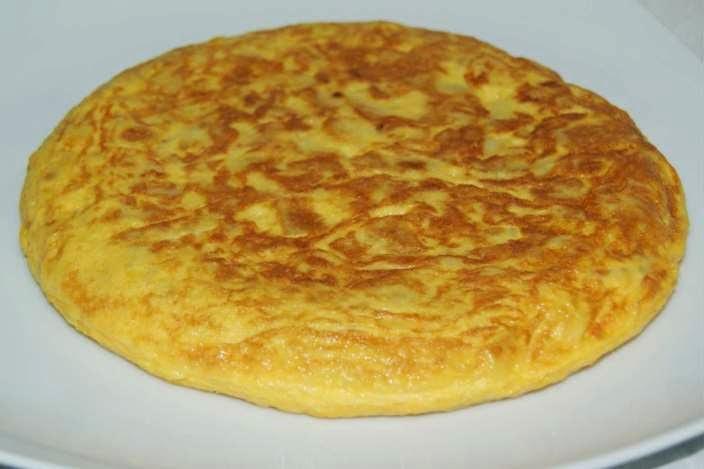 Anna recetas fáciles: Tortilla de patatas