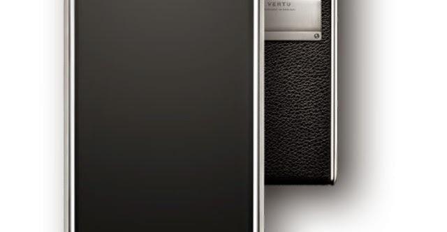 Vertu Aster - smartphone Android vật liệu cao cấp