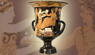 Το Αθέατο Μουσείο υποδέχεται το νέο έτος με την  ευχή του Διόνυσου