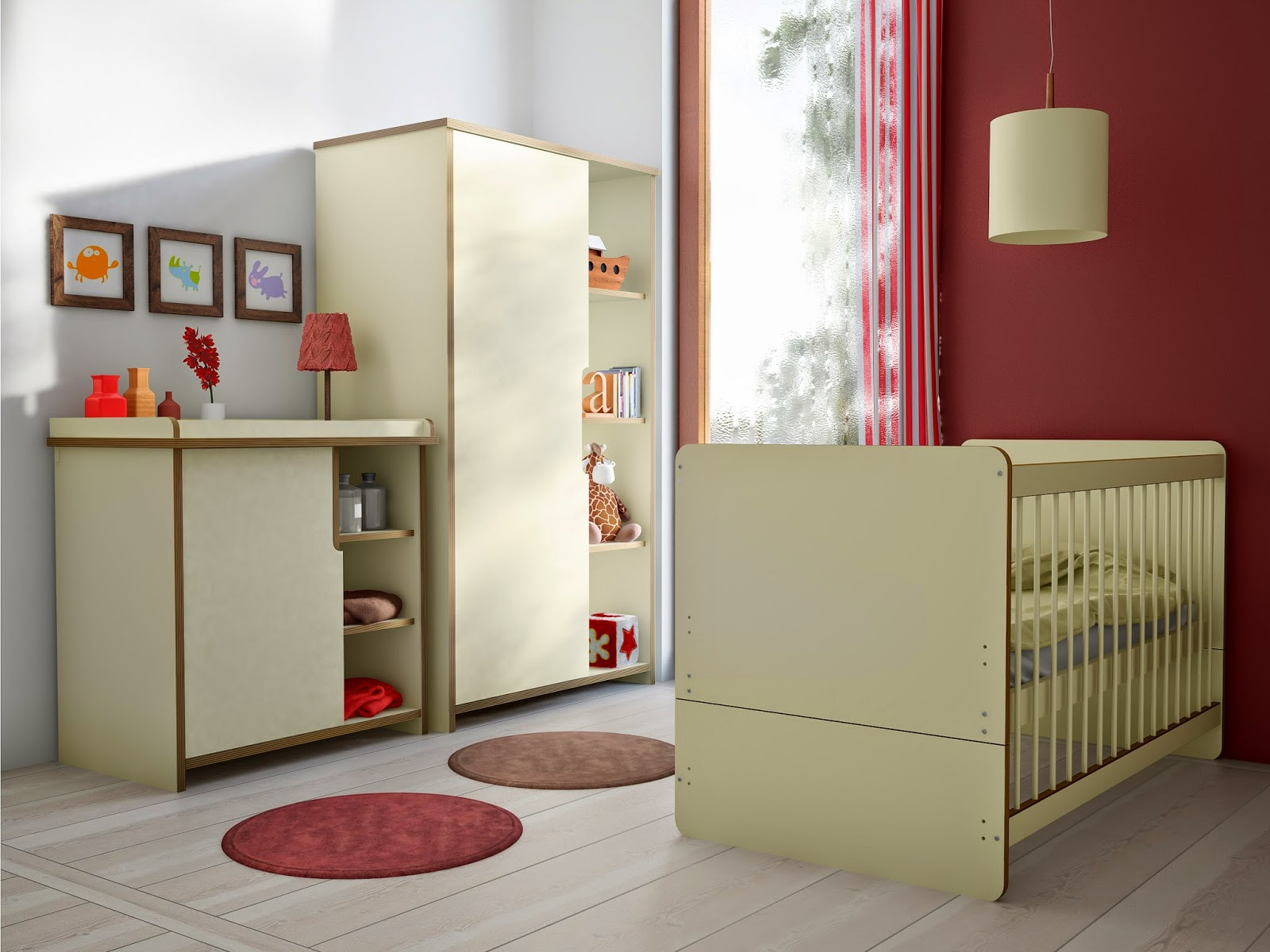 Cheap Nursery Furniture Sets By Petite Dreams