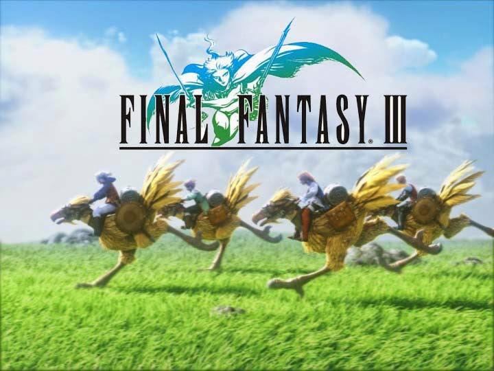 บทสรุปเกมส์ FINAL FANTASY 3