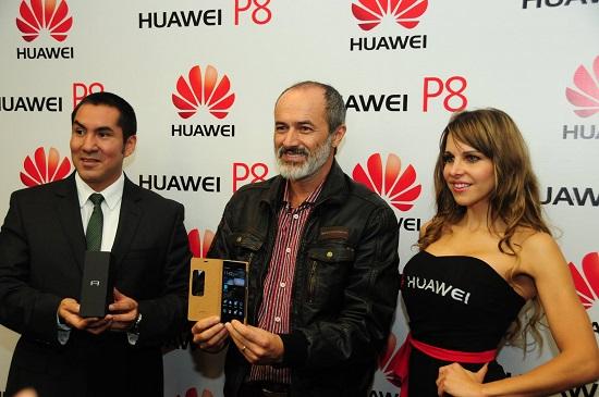 HUAWEI P8 EN PERÚ