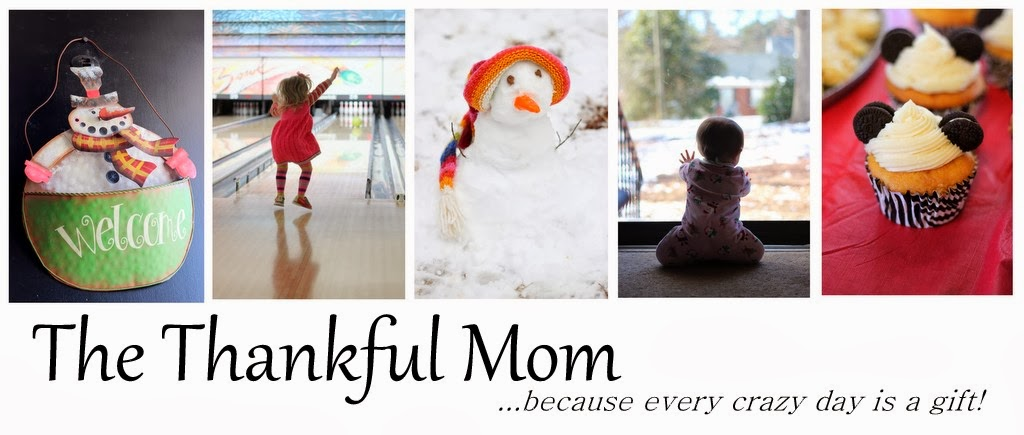 The Thankful Mom