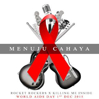 Rocket Rockers & Killing Me Inside - Menuju Cahaya on iTunes