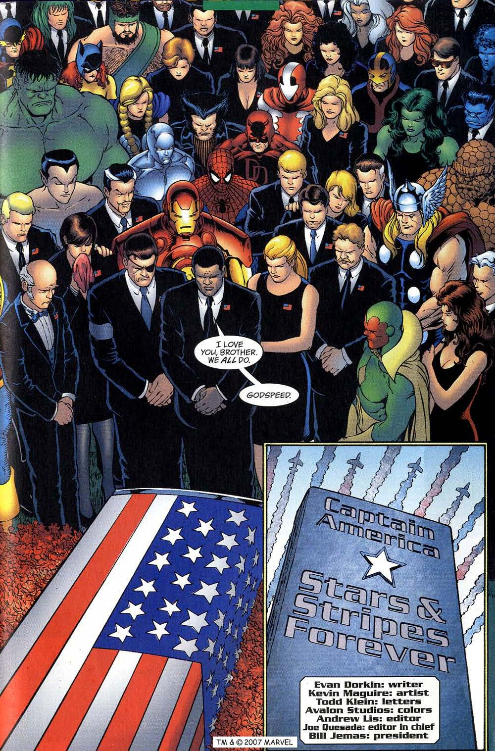 Captain America (1998) Issue #50 #57 - English 93