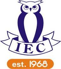 Logo  INTENSIVE ENGLISH COURSE