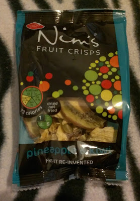 Nim's Fruit Crisps (Pineapple & Kiwi)