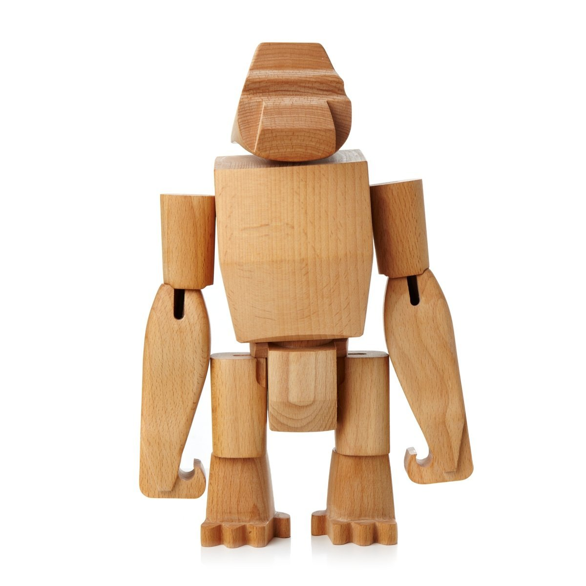 mad for midcentury midcentury modern toys cubebot - david week also designed hanno the gorilla which is just a sweet lookingmonkey to put on a shelf or mantel in any midcentury modern home