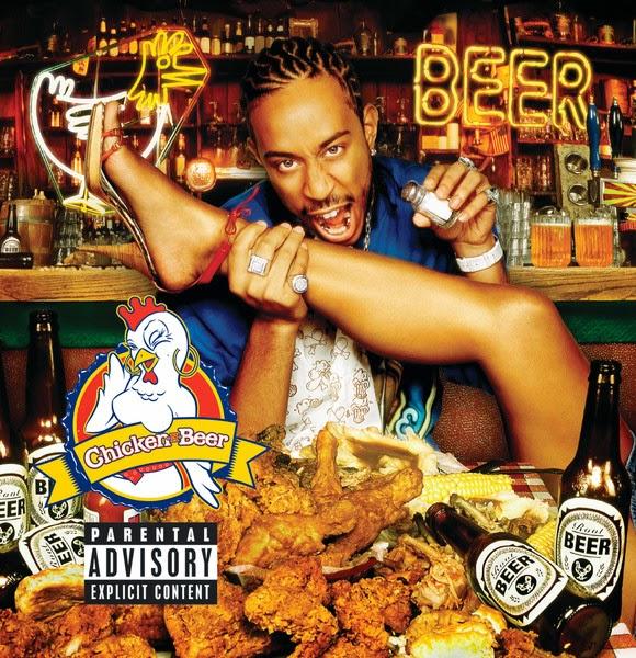 Ludacris - Chicken-N-Beer Cover
