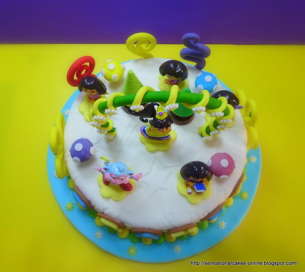 Dora Cake Singapore