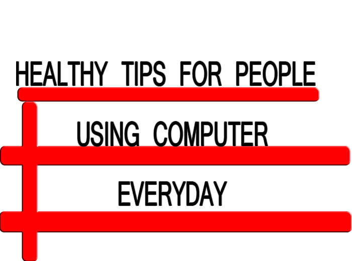 health and safety when using a computer essay