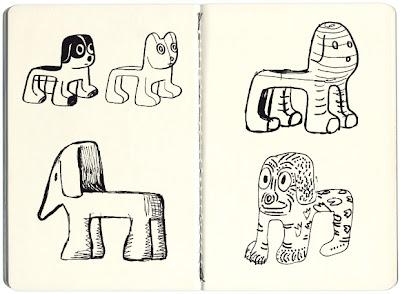 Post Modern Children's Furniture