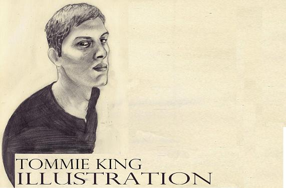 Tommie King ~ Illustration