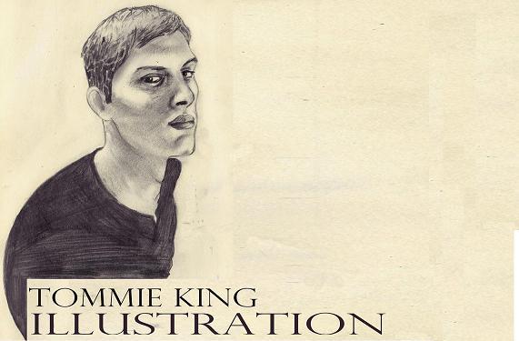 Tommie King ~ Illustration
