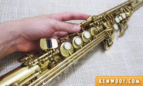 yamaha soprano saxophone