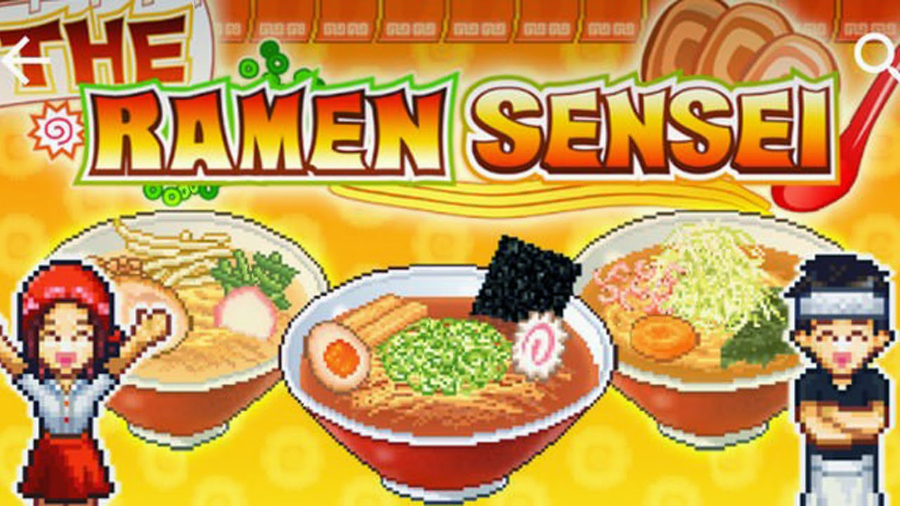 The Ramen Sensei Gameplay IOS / Android