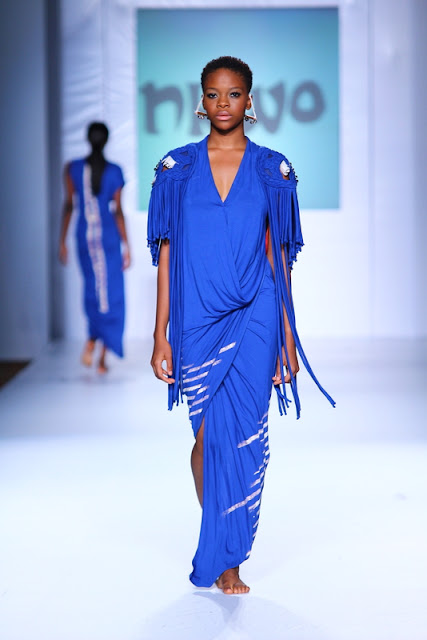 MTN Lagos fashion and Design week 2012 : Nkwo